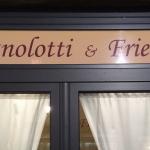 アニョロッティ&フレンズ(Agnolotti&Friends a Torino):トリノのおいしいレストラン