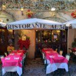 アル34(Al34 a Roma):ローマのおいしいレストラン