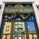アルポンテデフェール(Al Pont De Ferr a Milano):ミラノのおいしいレストラン