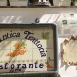 アンティカトラットリア(L'antica a Sorrento):ソレントのおいしいレストラン
