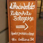 アルチンボルド(Arcimboldo a Bologna):ボローニャのおいしいレストラン
