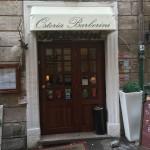 バルベリーニ(Barberini a Roma):ローマのおいしいレストラン