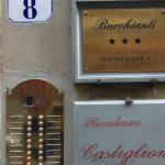 ブルチアンティ(Burchianti):フィレンツェの人気ホテル