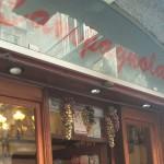 カンパニョーラ(Campagnola a Napoli):ナポリのおいしいレストラン