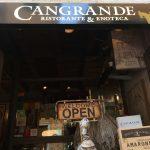 カングランデ(Cangrande a Verona):ヴェローナのおいしいレストラン