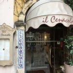 チェナコロ(Cenacolo a Verona):ヴェローナのおいしいレストラン