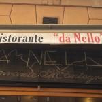ダネッロ(Da nello a Bologna):ボローニャのおいしいレストラン