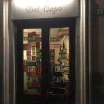 ダル・カポ(Dal Capo a Padova):パドヴァのおいしいレストラン