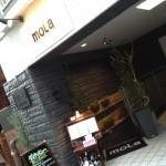 モーラ(mola a Tokyo):東京のイタリアまにあなおいしいレストラン