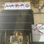 フラテッリロセッリ(Fratelli Roselli a Torino):トリノのおいしいレストラン