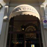 ホテルパリ(Paris a Firenze):フィレンツェの人気ホテル