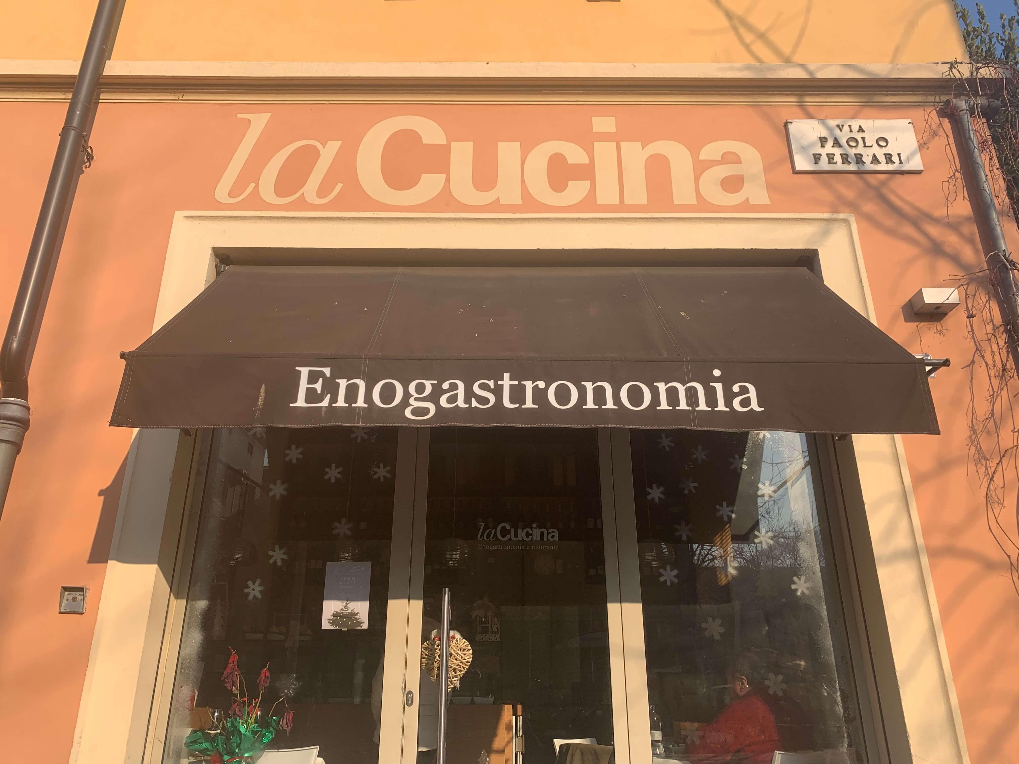 クッチーナ(La Cucina a Modena):モデナのおいしいレストラン ...