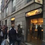 ルイーニ(Luini a Milano):ミラノの食べ歩きソールフード