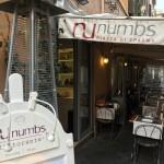 ナンブス(Numbs a Roma):ローマのおいしいレストラン