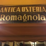 ロマニョーラ(Romagnola a Bologna):ボローニャのおいしいレストラン