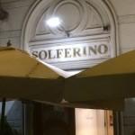 ソルフェリーノ(Solferino a Torino):トリノのおいしいレストラン