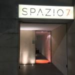スパッツィオ7(Spazio7 a Torino):トリノのおいしいレストラン