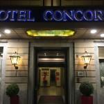 コンコルド(Concord a Torino):トリノの人気ホテル