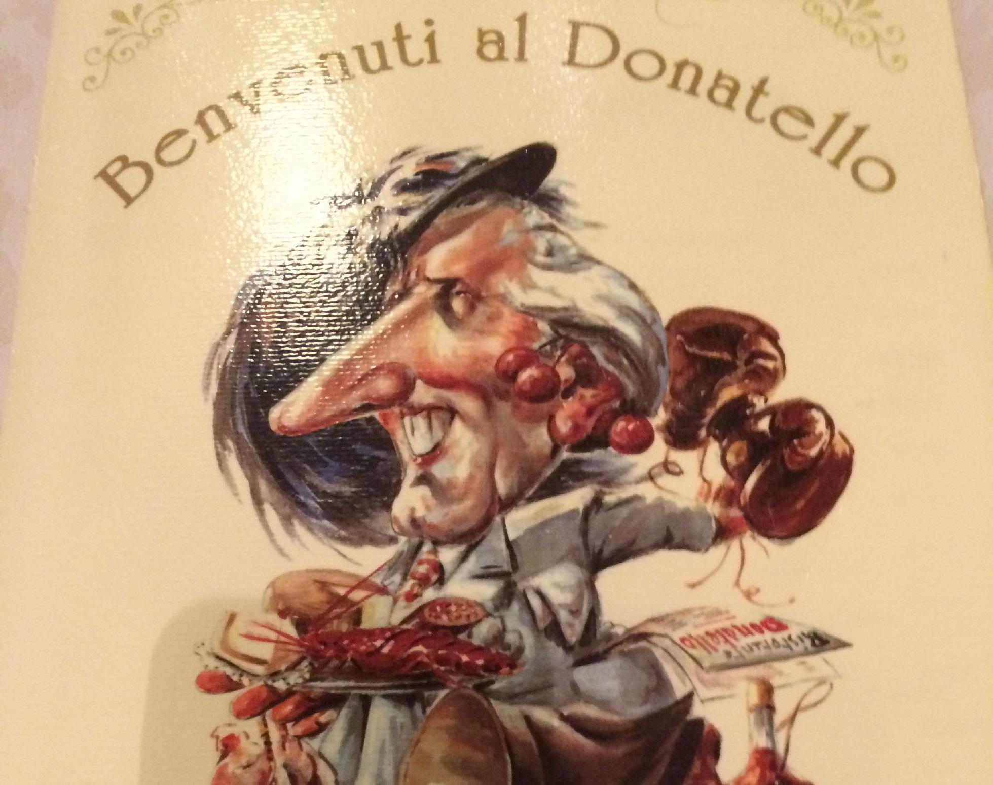 DonatelloMenu